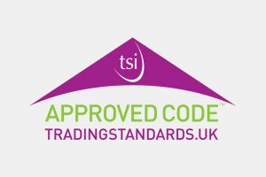 logo for TSI approved code