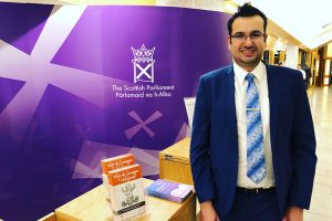 Adrian attends debate on consumer protection for renewable energy