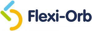 coloured Flexi-Orb logo