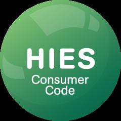 hies consumer code logo