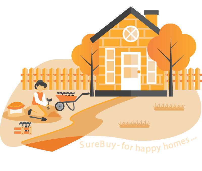 SureBuy creating happy homes