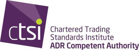 Chartered Trading Standards Institute logo