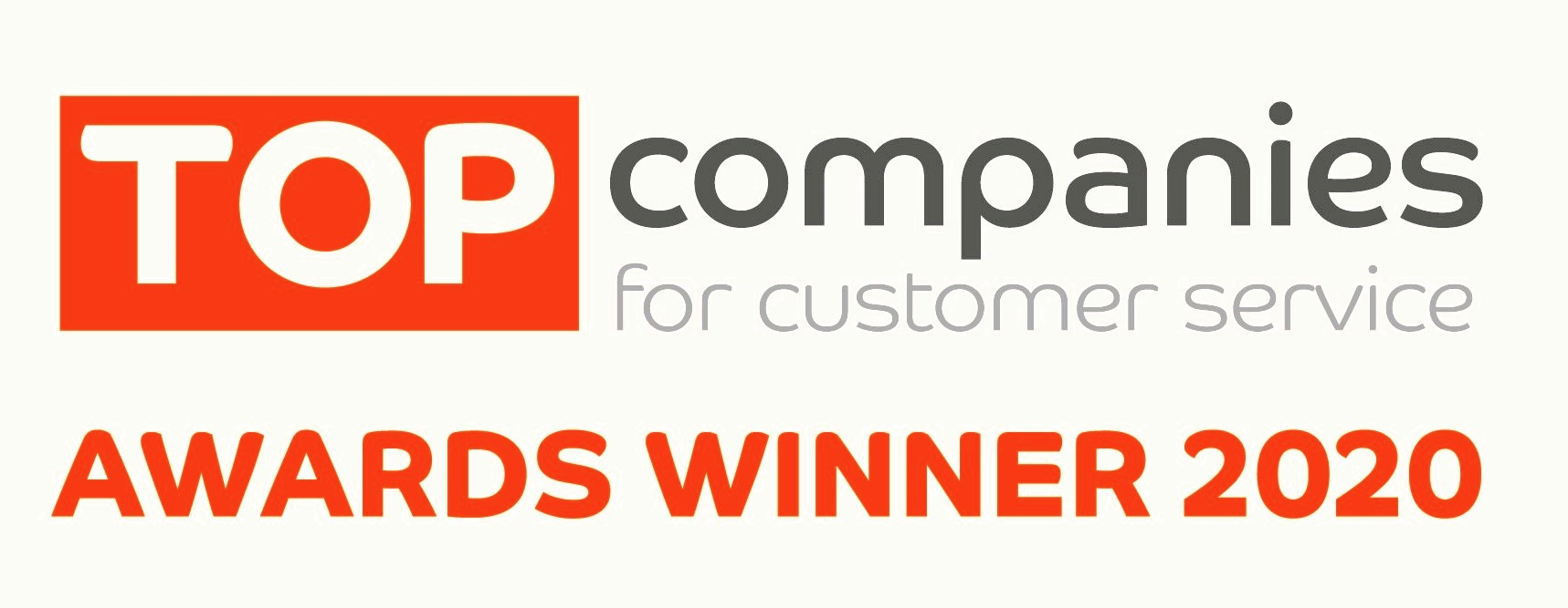 Winners at Top Companies for Customer Service