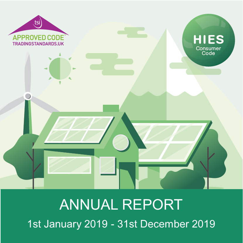 HIES annual report